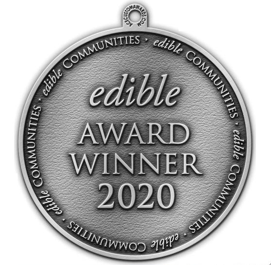 Edible Award Winner 2020