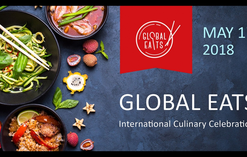 Global Eats: An International Culinary Celebration