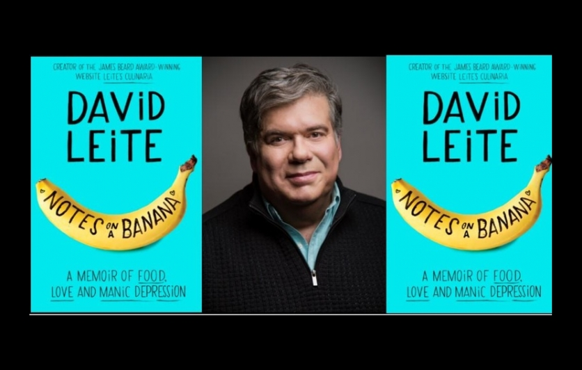 notes on a banana a memoir of food love and manic depression