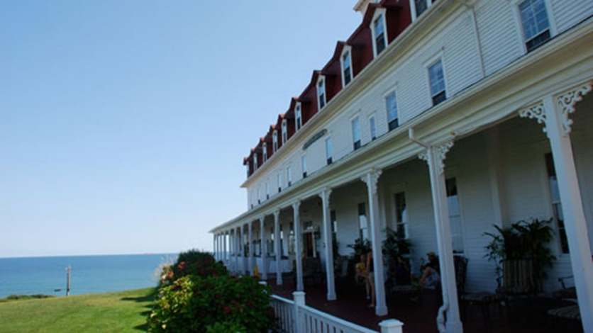The Spring House Hotel in Block Island