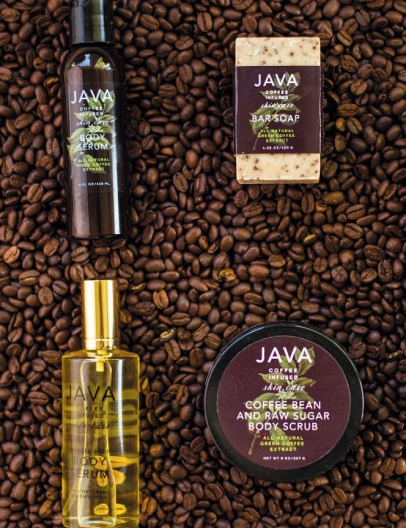Java Skin Care products