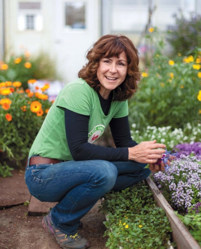 Lee Ann Freitas  of Indie Growers
