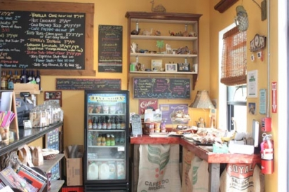 Mokka Coffeehouse in Newport, RI