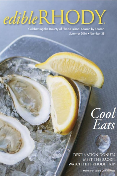 Edible Rhody Summer 2016 Issue 38