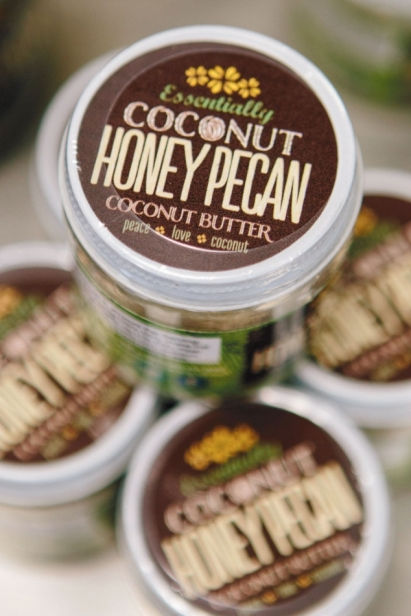 Coconut butters