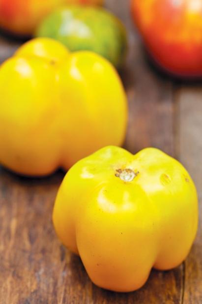 Yellow Stuffer Tomato