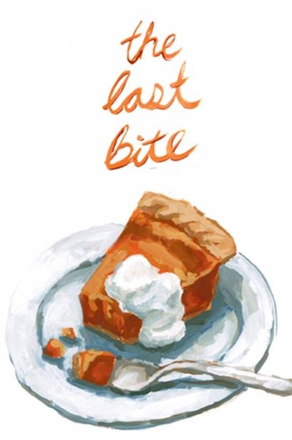 Pumpkin Pie Illustration by Adriana Gallo