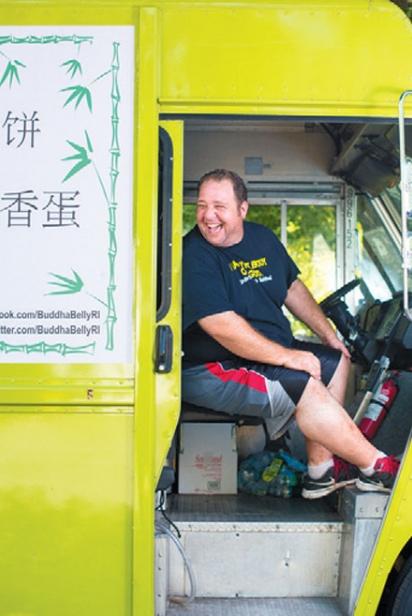 Buddha Belly Food Truck