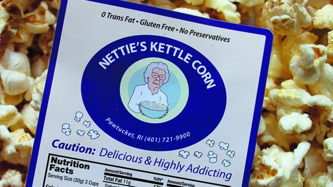 Nettie's Kettle Corn