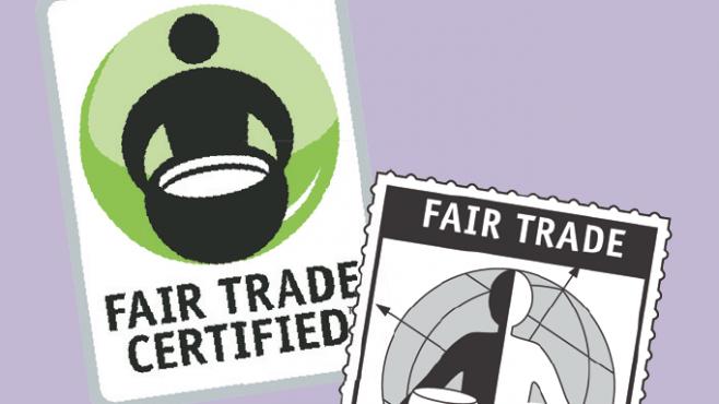 Fair trade labels