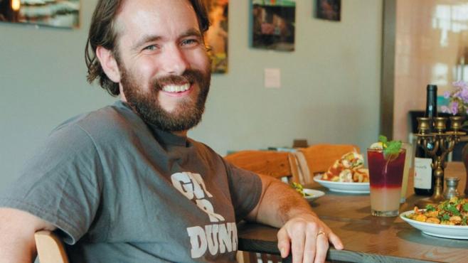Eli Dunn of Eli's Kitchen