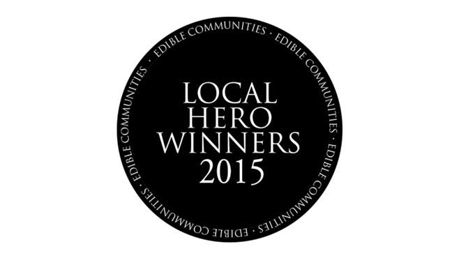 Edible Rhody Local Hero Winners 2015