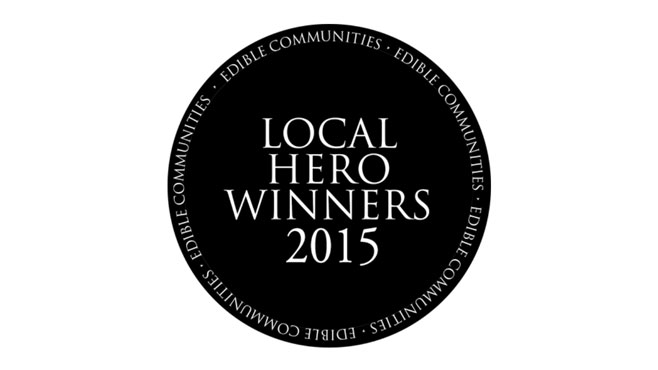Edible Rhody Local Hero Winners 2015