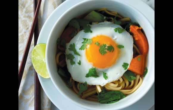 Make Your Own Noodle Bowl