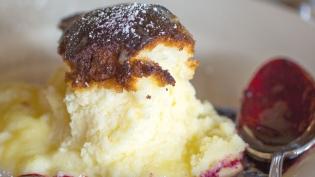 Lemon-Buttermilk Pudding
