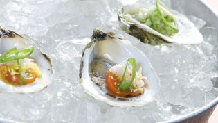 Oyster Accompaniments