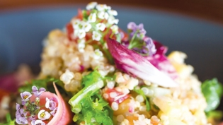 Summer Vegetable Quinoa Salad