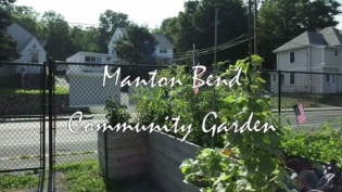 Manton Bend Community Garden, a project of Lots of Hope