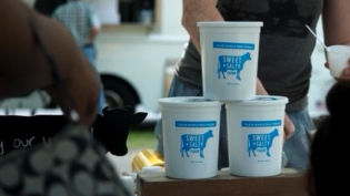 Sweet & Salty Farm Provides Local Yogurt and Cheese in Rhode Island